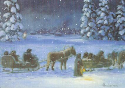 0075 Jouluaamu